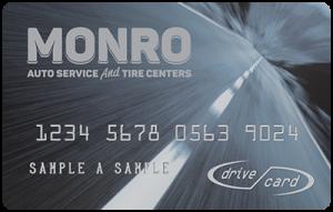 Mega Menu Drive Card